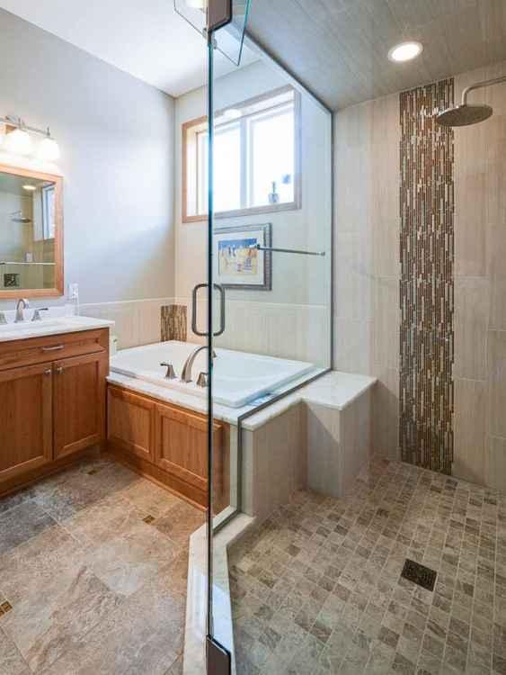 Farmstead BathroomEden Prairie Ohana Construction Home - Bathroom remodel eden prairie mn