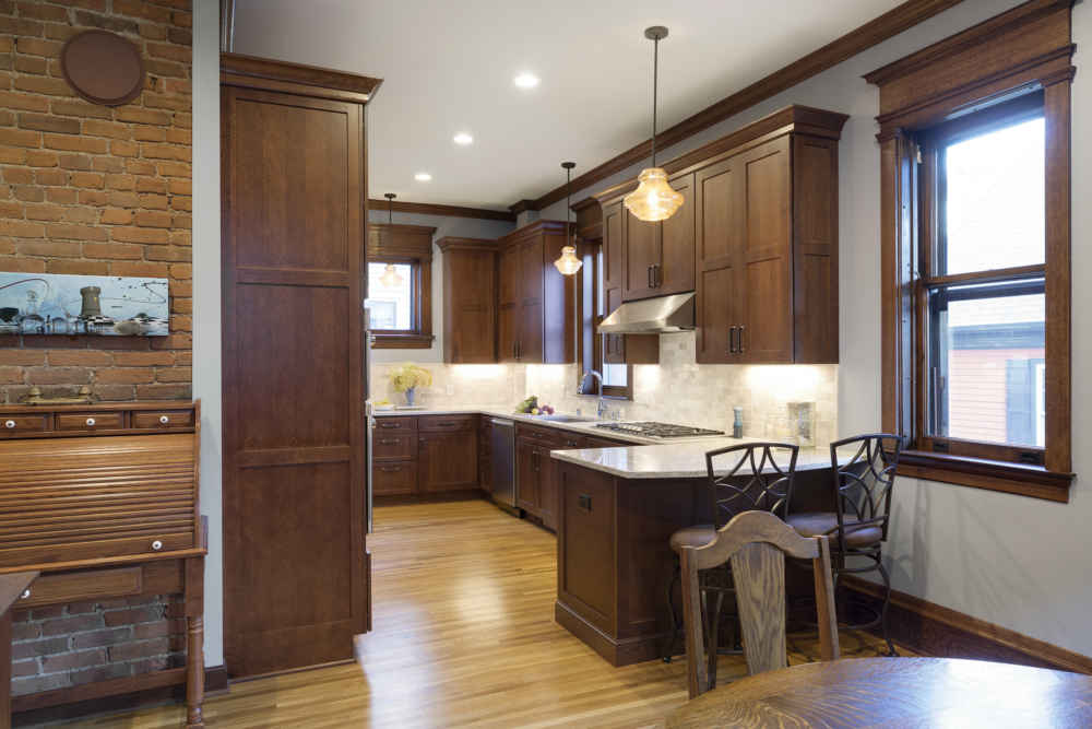 Portland Kitchen St Paul - Ohana Construction - Home ...