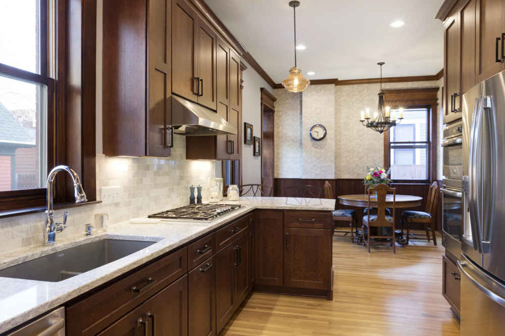 Portland Kitchen St Paul - Ohana Construction - Home Remodeling ...